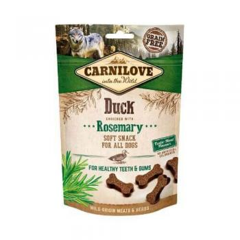 Dog Soft Snack - Duck with Rosemary 200g